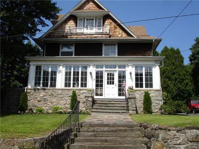 New Rochelle Single Family Home For Sale: 87 Old Boston Post Road