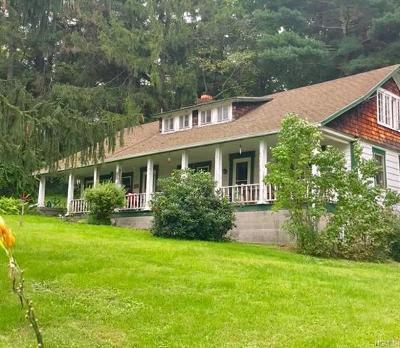 Lagrangeville Single Family Home For Sale: 70 Barmore Road