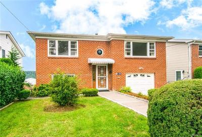 Westchester County Single Family Home For Sale: 169 Hudson Terrace