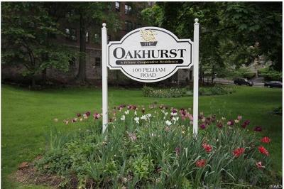 New Rochelle Co-Operative For Sale: 100 Pelham Road #1B
