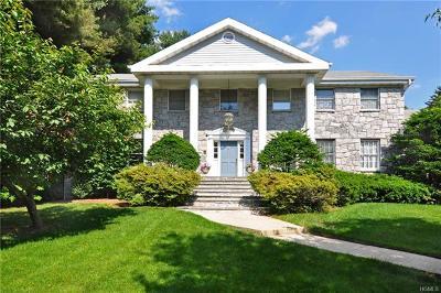 Irvington Single Family Home For Sale: 255 South Buckhout Street
