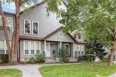 Peekskill Condo/Townhouse For Sale: 13 Hemlock Circle