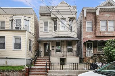 Bronx NY Multi Family 2-4 For Sale: $669,000