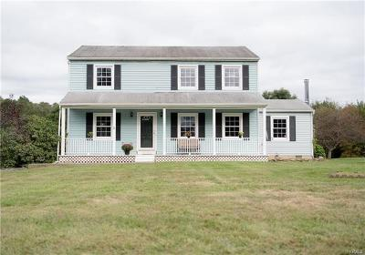 Walden Single Family Home For Sale: 2168 Albany Post Road
