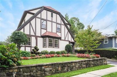 Westchester County Single Family Home For Sale: 555 3rd Avenue