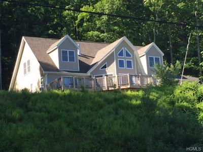 Narrowsburg Single Family Home For Sale: 287 Hankins Road