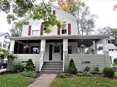 Goshen Single Family Home For Sale: 42 Wickham Avenue