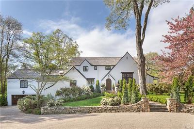 Westchester County Single Family Home For Sale: 77 Pound Ridge Road