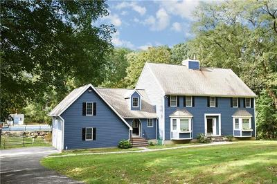 Westchester County Single Family Home For Sale: 1848 Spring Valley Road