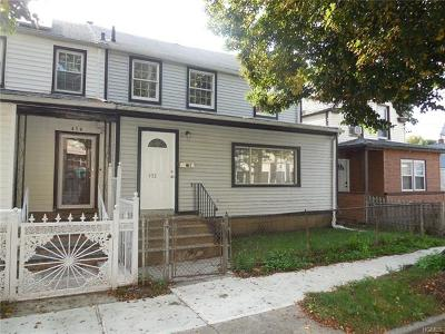 Mount Vernon Single Family Home For Sale: 452 South 6th Avenue