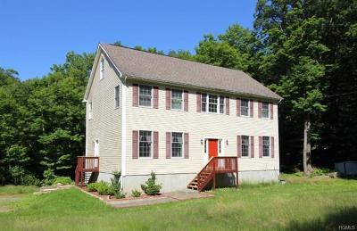 Putnam County Single Family Home For Sale: 60 Ponderosa Road