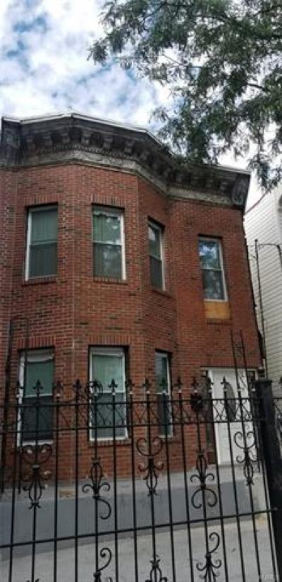 Bronx NY Multi Family 2-4 For Sale: $779,000