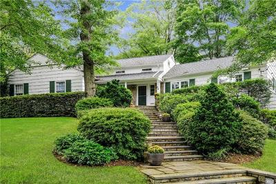 Scarsdale Single Family Home For Sale: 63 Catherine Road