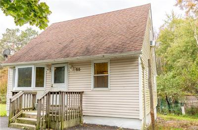 Middletown Single Family Home For Sale: 55 School House Road