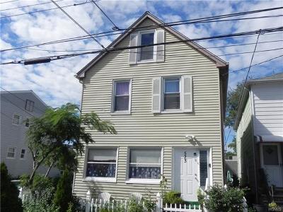 Pelham Multi Family 2-4 For Sale: 523 Sixth Avenue