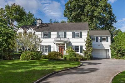 Bronxville Single Family Home For Sale: 125 White Plains Road