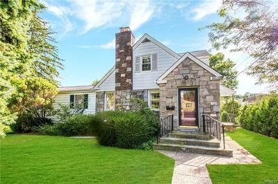 Scarsdale Single Family Home For Sale: 24 Locust Avenue