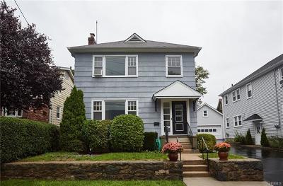 New Rochelle Multi Family 2-4 For Sale: 52 Park Ridge Avenue