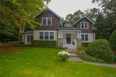 Single Family Home For Sale: 193 Van Houten