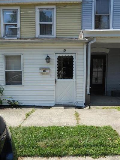 Newburgh Single Family Home For Sale: 5 Park Avenue