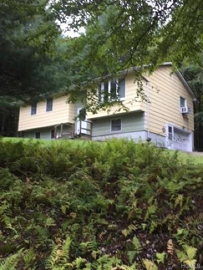Single Family Home For Sale: 5511 State Route 52