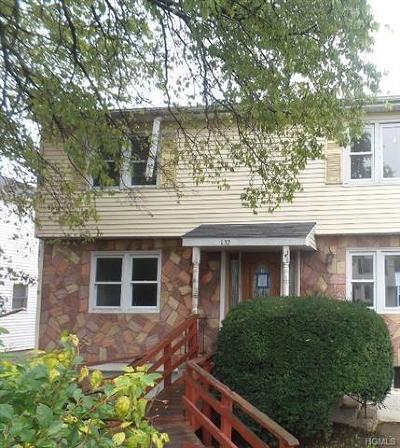 Port Chester Multi Family 2-4 For Sale: 132 Oak Street