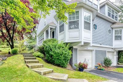 Ossining Condo/Townhouse For Sale: 28 Mystic Drive