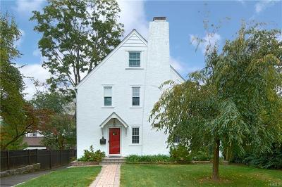 White Plains Single Family Home For Sale: 113 Ralph Avenue