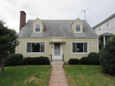 Port Chester Single Family Home For Sale: 20 Lyon Street