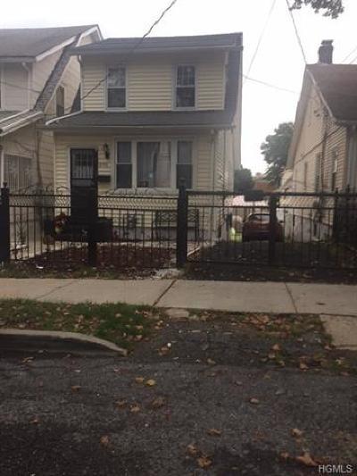 Bronx Single Family Home For Sale: 2180 Light Street