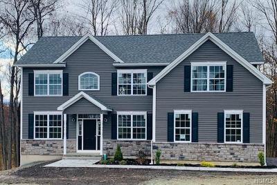Washingtonville Single Family Home For Sale: Lot 24 Hopkins Court