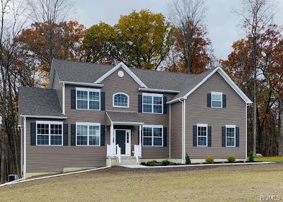 Washingtonville Single Family Home For Sale: Lot 25 Hopkins Court