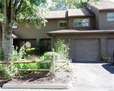 Ossining Condo/Townhouse For Sale: 12 Brooke Hollow Court