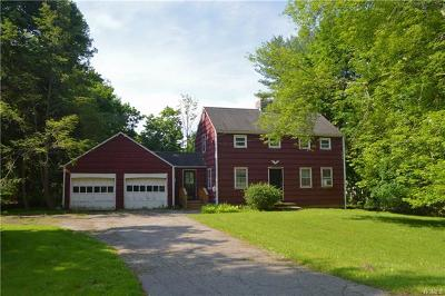 Armonk Single Family Home For Sale: 5 Rose Hill Drive