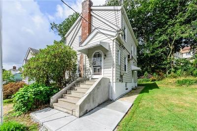 Yonkers Single Family Home For Sale: 51 Sunrise Terrace