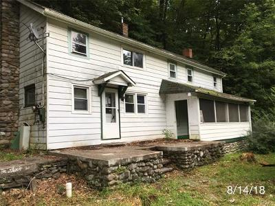 Cuddebackville Single Family Home For Sale: 904 Oakland Valley Road