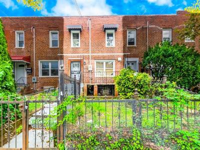 Bronx Single Family Home For Sale: 4126 Murdock Avenue