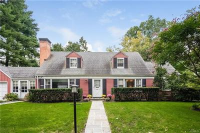 Scarsdale Single Family Home For Sale: 45 Wynmor Road