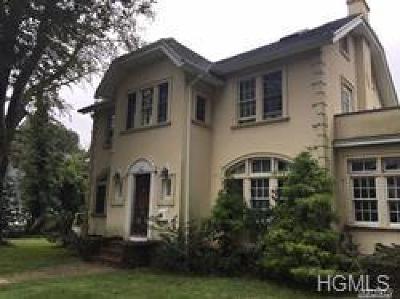 Mount Vernon Single Family Home For Sale: 460 North Columbus Avenue