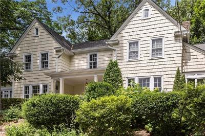Bronxville Single Family Home For Sale: 15 Dellwood Circle