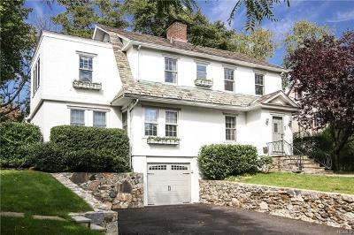Scarsdale Single Family Home For Sale: 45 Hamilton Road