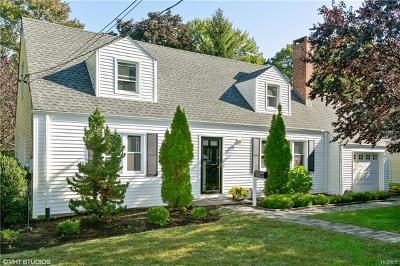 Tarrytown Single Family Home For Sale: 245 Benedict Avenue