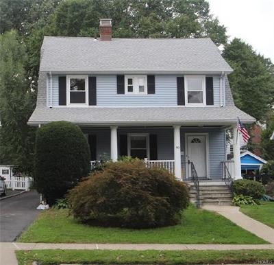 White Plains Single Family Home For Sale: 90 Longview Avenue