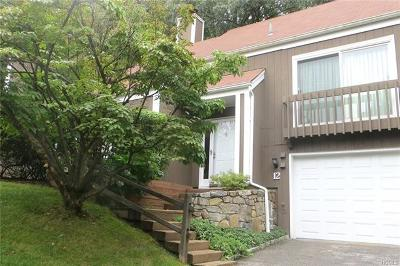 Chappaqua Condo/Townhouse For Sale: 12 Pondview Close