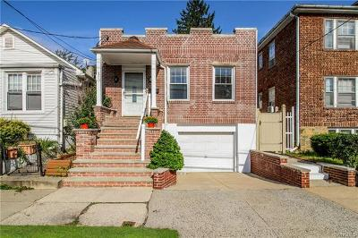 Yonkers Single Family Home For Sale: 110 King Avenue