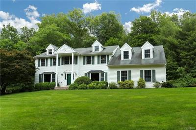 Mount Kisco Single Family Home For Sale: 300 Spring Pond Road
