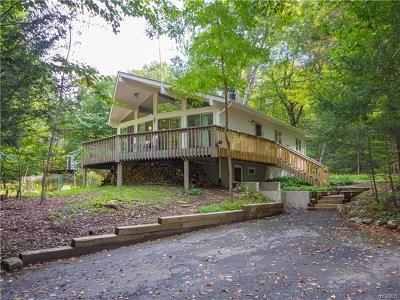 Barryville, Woodridge Single Family Home For Sale: 75 Aspen Lane