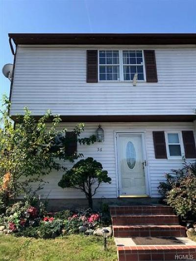 Nanuet Single Family Home For Sale: 56 Forest Brook Road