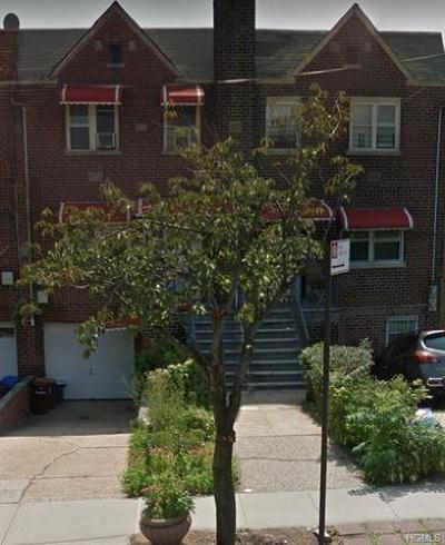 Bronx Multi Family 2-4 For Sale: 1042 East 233rd Street