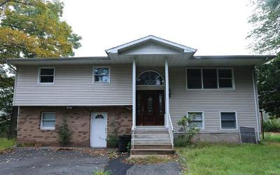 Rockland County Single Family Home For Sale: 14 Cottage Lane
